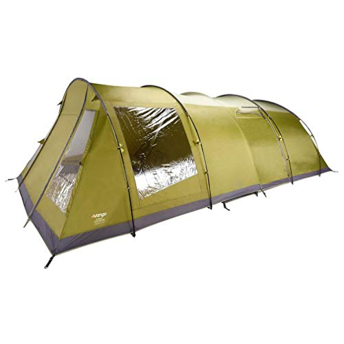 Vango Icarus 500 DLX Tent Awning, Green, One Size