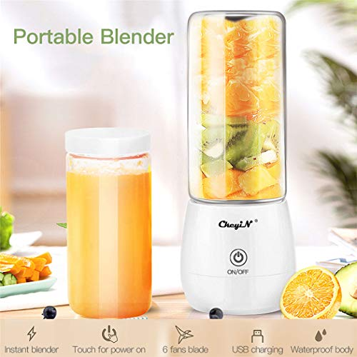 Cheap Portable Blender,inkint Personal Size Blender Juicer Cup for Shakes and Smoothies Fruit Mixer ...