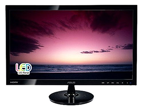 90LME3001Q02231C- - VS248HR 24IN TN LED 1920X1080 300 CD/SQM 5MS VGA DVI HDMI IN