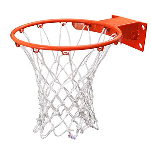 Best Buy! Maikouhai Basketball Sports, Non Whip Replacement Basketball Net, Durable Rugged, Fits Sta...