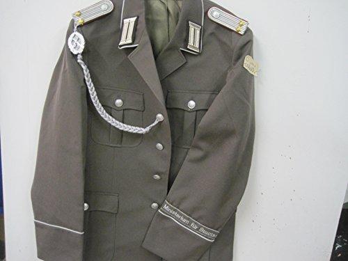 NVA Uniform Ministerium für Staatssicherheit Leutnant