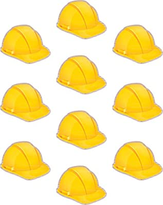 Under Construction Hard Hats Accents