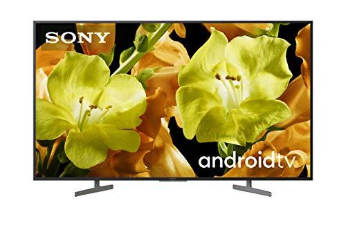 "Sony KD-55XG8196BAEP - Televisor 4K HDR de 55"" (Android TV, Triluminos, procesador 4K X-Reality Pro, HDR, Control por Voz, ClearAudio+) Negro"
