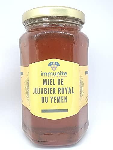 Immunitebooster - Miel de jujubier royal Maliki du Yémen - P