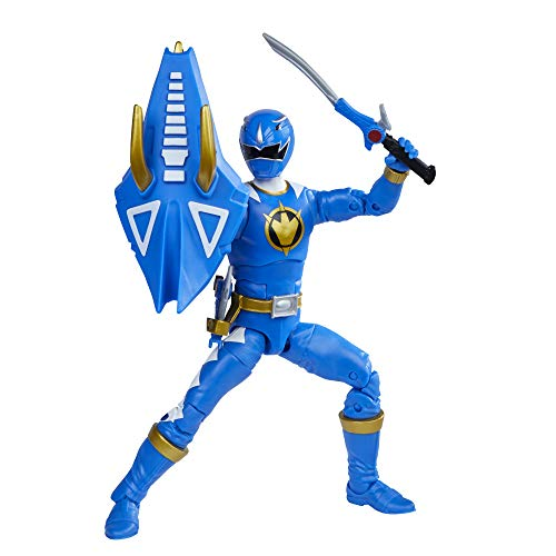 power ranger blue dino - 3