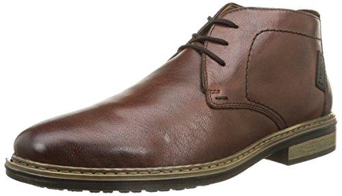 Rieker Herren 37612 Desert Boots, Braun (Havanna/Nero / 26), 41