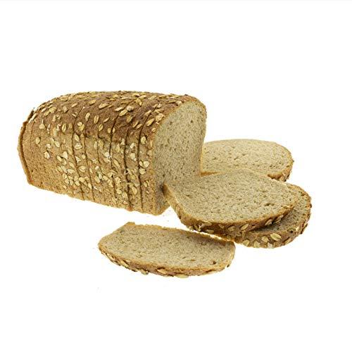 Biopanadería Pan de Molde de Trigo Integral con Cereales Ecológico Elaborado con Masa Madre Natural