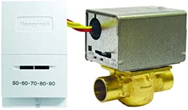 Honeywell Y496A1090 Hydronic zone bouwer Pack met Y-Pack