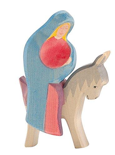 Ostheimer 4038 - Maria auf dem Esel, 2-teilig, 2 Teile