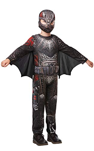 Rubies 641472M How to Train Your Dragon Fancy Dress, Niños, Multicolor
