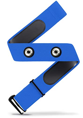 """Heart Rate Monitor Soft Strap Replacement 