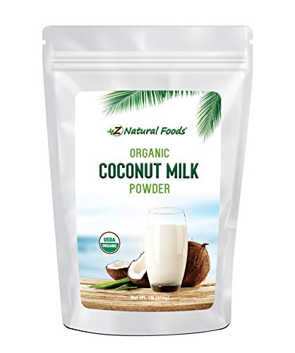 Z Natural Foods Organic Coconut Milk Powder