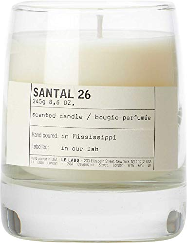 LE LABO Santal 26 scented candle - 245g / 8.6 oz.