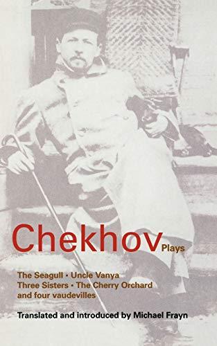 Chekhov Plays (Methuen Paperback)