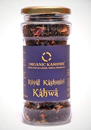 Satisfactory Nation Organic Kashmir Chai It is very popular Kahwa Kashmiri Rare