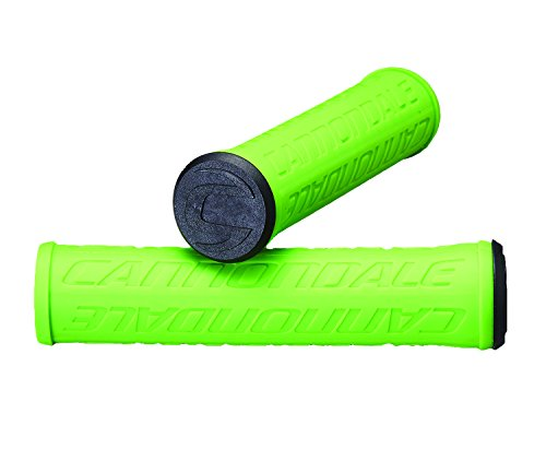CANNONDALE – Gripset Logo Silicone, Colore: Verde