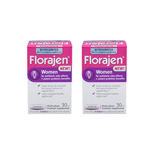 Florajen Women High Potency Refrigerated ProbioticsMaintains Women