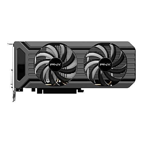 PNY GeForce GTX 1060 6GB XLR8 Gaming Overclocked Graphics Card...