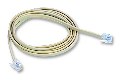 National products 8920-4.3 - Telephone Modular Cable Tucson Mall f Plug 14 to RJ11