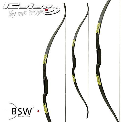 ROLAN Black Snake - Recurvebogen - 48 Zoll / 15 lbs