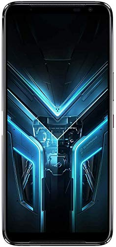 Smartphone ASUS ROG Phone 3 8GB/ 128GB , 6,59' AMOLED, Snapdragon 865+, Preto