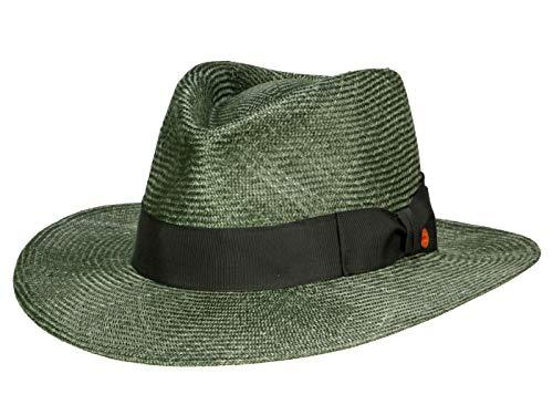 Mayser Homme Chapeau Fedora Ciotat noir