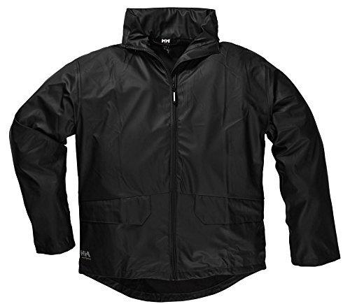 Helly Hansen Workwear Regenjacke wasserdicht Voss Jacket, Marineblau, 3XL