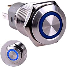 Taien Latching Pushbutton Switch for 16mm 5/8