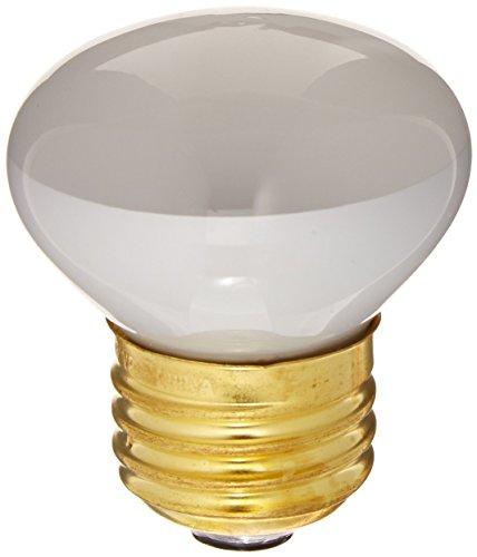 25 Watt - R14 Short Neck - Reflector Flood - 120 Volt - Medium Base - Incandescent Light Bulb - Bulbrite200025 - 2 Pack