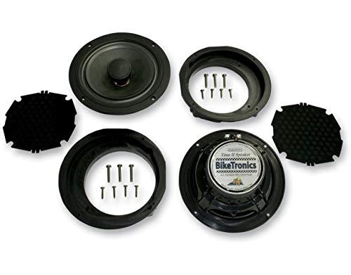 Biketronics Titan II 7.1in. Speaker BT7P1