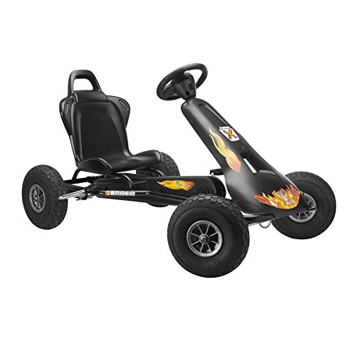 Ferbedo 8710 - Go-Cart Air Racer ar-2, black