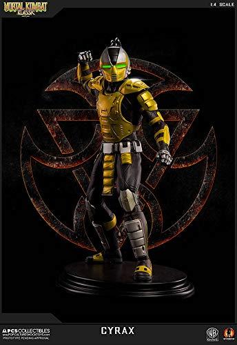 Mortal Kombat Klassik Statue 1/4 Cyrax 52 cm Culture Shock Statues