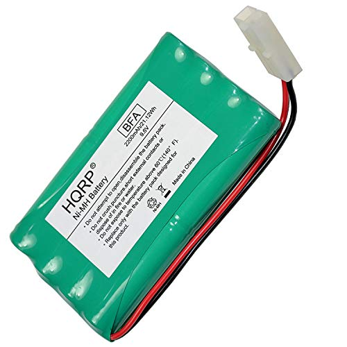 HQRP Battery Compatible with OTC Genisys 239180 & EVO Scan Scanner Diagnostic Service Tool + Coaster