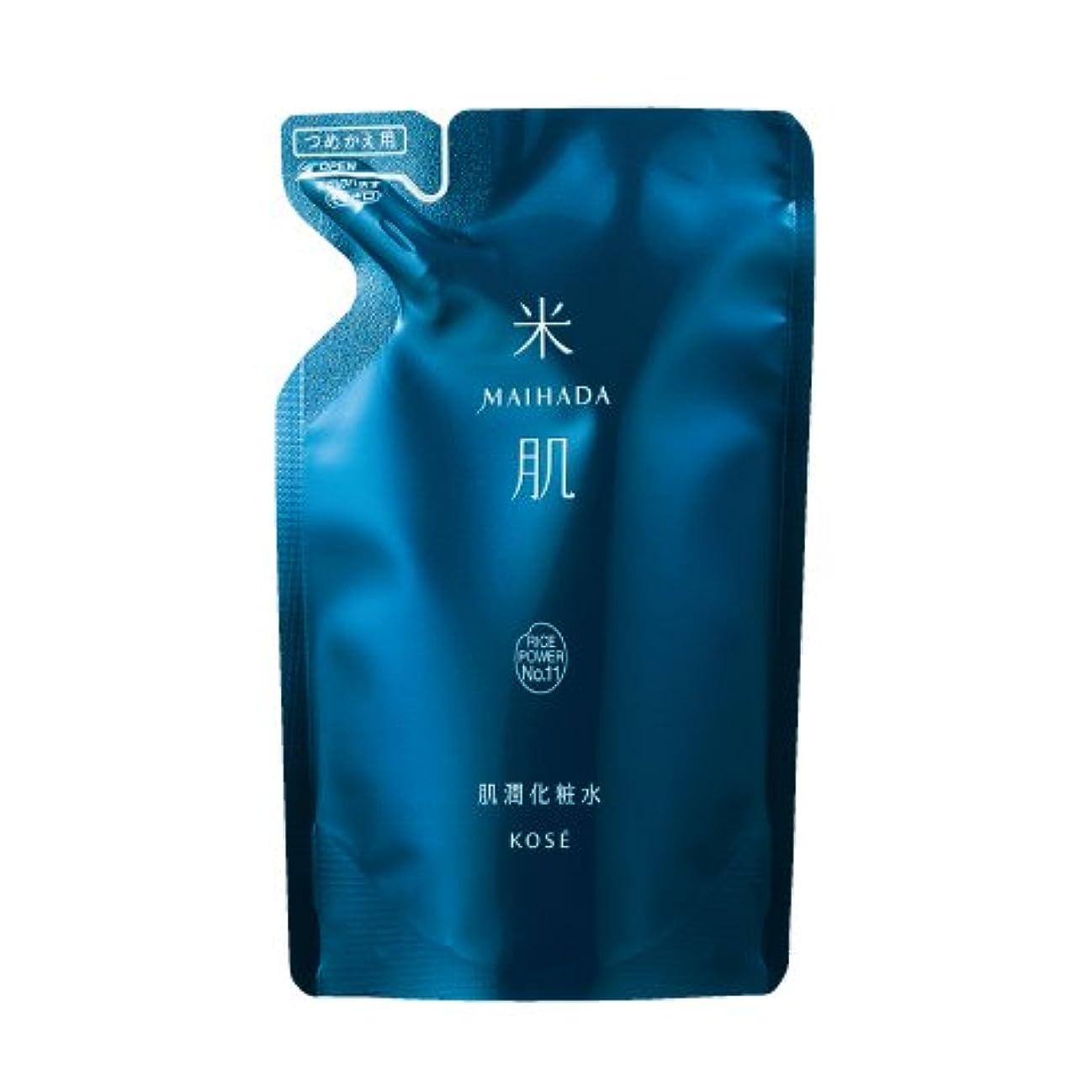 ダイヤル威信電圧米肌 MAIHADA 肌潤化粧水 つめかえ用 110ml