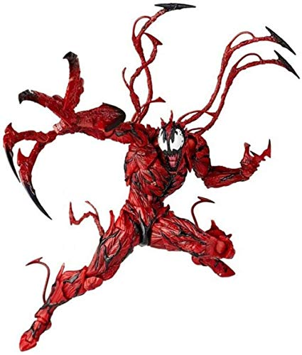 Red Venom Action Figure Amazing Spider-Carnage PVC Anime Action Figure mobiele Figuren Standbeeld Figurine Toys Desktop…
