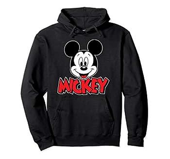 Disney Vintage Mickey Mouse Hoodie
