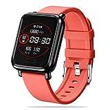 FENHOO Smartwatch, Fitness tracker con contapassi, Blood Pressure Monitor, Activity Tracke...