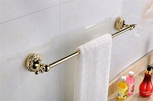 Weare Home Accesorio de baño moderno con acabado Ti-PVD de latón, color...