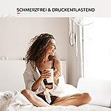 Sweetnight Nackenstützkissen Orthopädisches Kissen-Memoryfoam gegen Nackenschmerzen/Rückenschmerzen für Seitenschläfer mit waschbare Kissenbezüge - 6