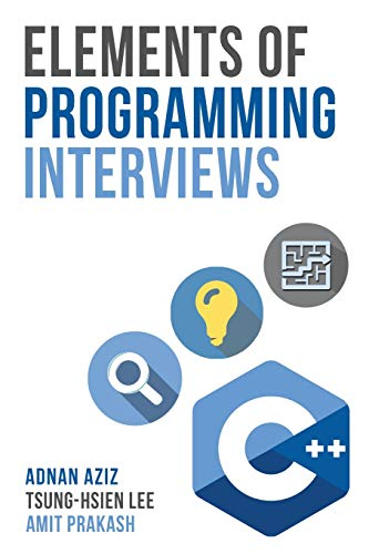 Elements of Programming Interviews: The Insiders