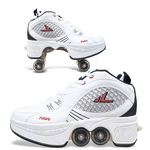 WEDSGTV Zapatillas De Deporte para Niños Zapatos De Niña
