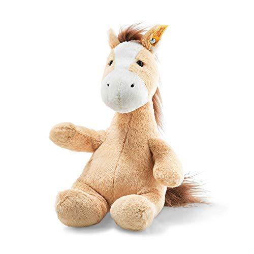 Steiff 73458 Pferd, blond, 28 cm