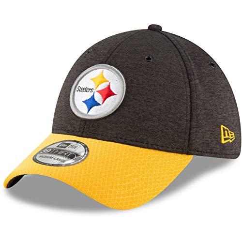 New Era 39Thirty Cap - Sideline Home Pittsburgh Steelers M/L