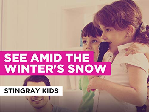 See Amid The Winter's Snow in the Style of Stingray Kids