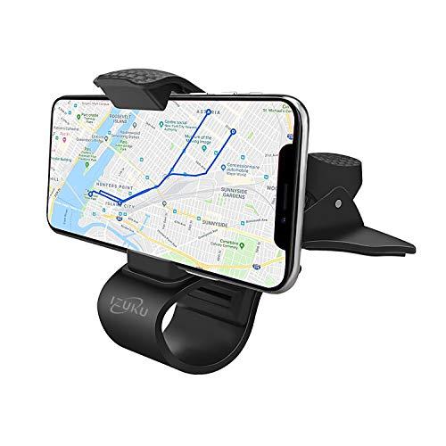 bon comparatif IZUKU Universal Portable Carphone Holder, Dashboard Carphone Holder… un avis de 2021