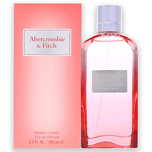 Abercrombie & Fitch First Instinct Together For Her 100 ml Eau De Parfum Spray