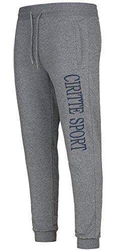 CIRITTE Sports joggingbroek heren dames zomer slimfit sportbroek chillbroek sweatbroek