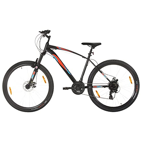 vidaXL Mountain Bike 21 Speed 29' Ruote 58 cm Telaio Nero