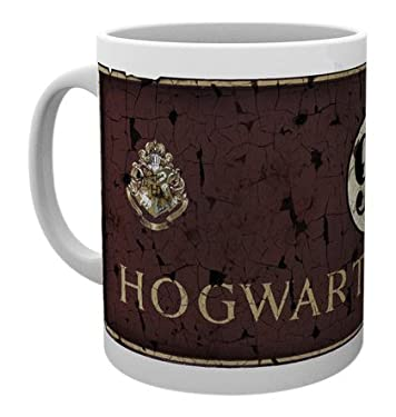10oz Harry Potter Platform Mug