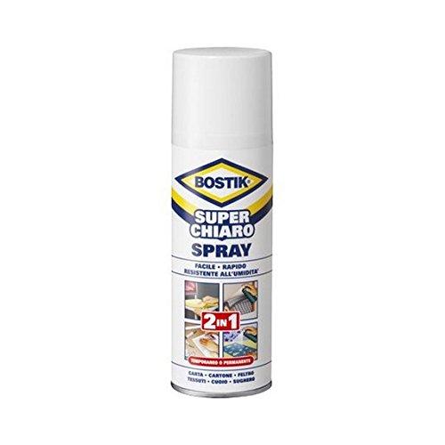 Bostik-Bostik Superchiaro Spray 2 en 1-500 ml-D2250 D2250-Code